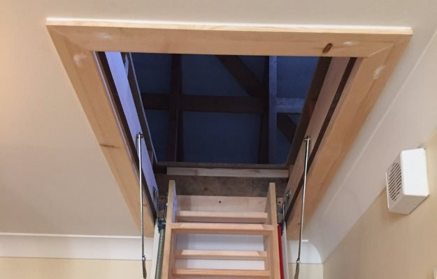 Loft hatches for sale and installation throughout the North East